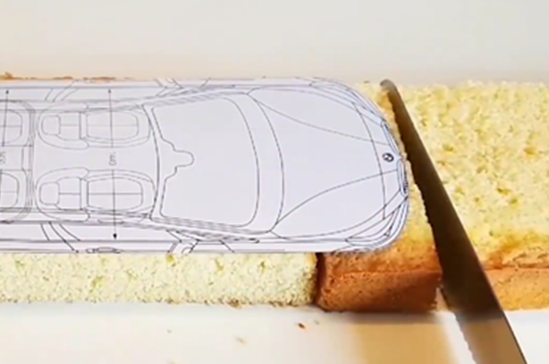 This Is How A 3d Bmw Cake Is Made Good Times